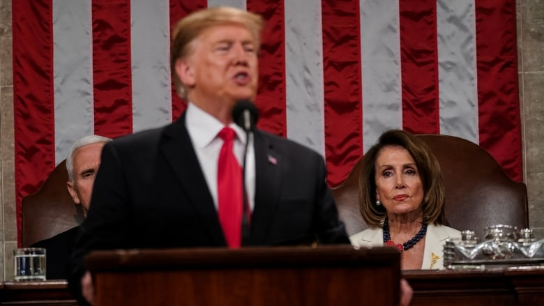 Trump Says He Ll Strongly Consider Pelosi Offer To Testify