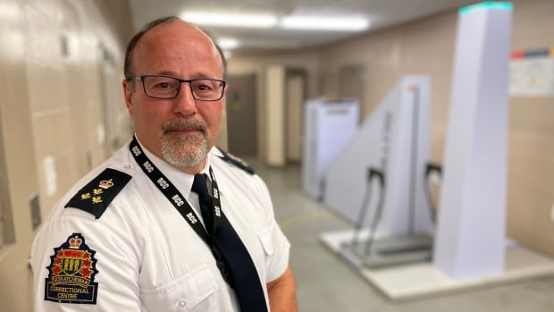 Body scanner ready to find contraband coming into Regina jail - CBC.ca