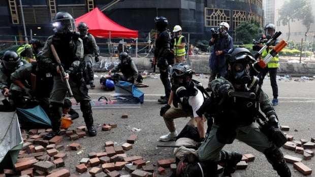 McGill among universities asking exchange students to leave Hong Kong amid escalating protests