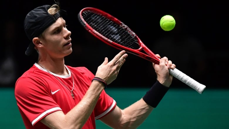 The Davis Cup is better now and Canada's team might be too