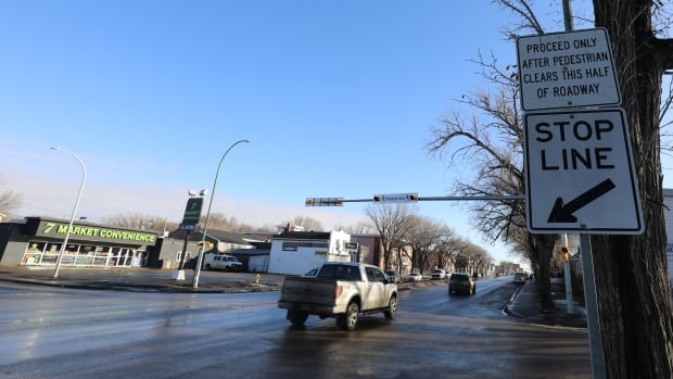 Regina councillor points to planning after 2 pedestrians hit by vehicles in the same weekend - CBC.ca