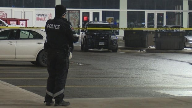Shooting outside Mountain barsets 5-year high for gunfire in Hamilton