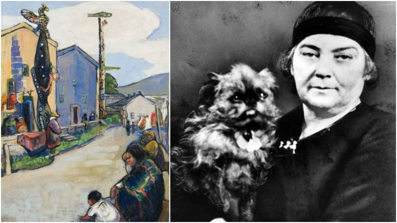 Emily Carr, Joan Mitchell artworks take the auction spotlight