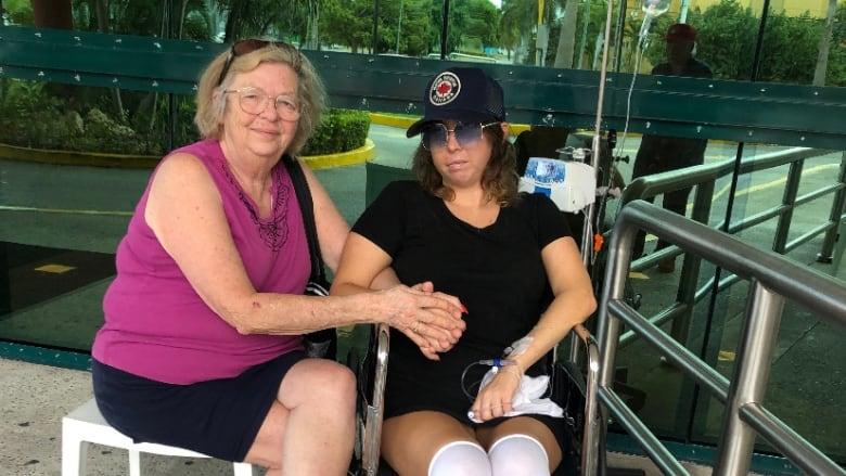 Ottawa woman recalls 'shocking' attack in Mexico