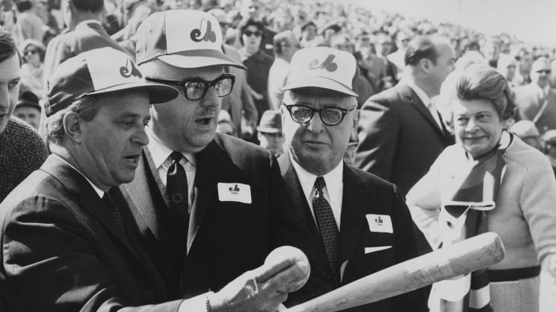 No Expos without a stadium, said MLB. But it didn't stop Jean Drapeau