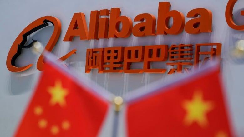 Alibaba raises up to $12.9B US in landmark Hong Kong listing