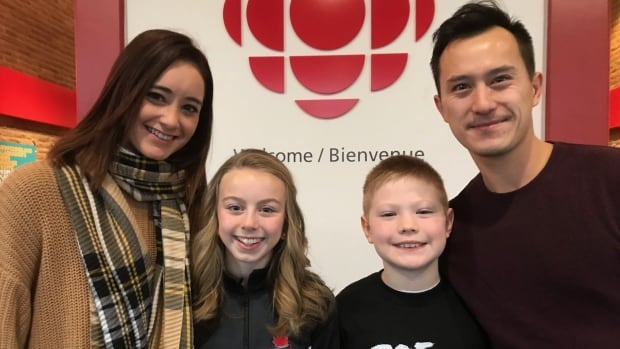Kaetlyn Osmond and Patrick Chan on life after competition, and teaching young skaters