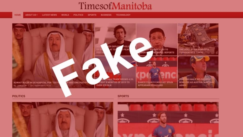 Huge pro-India fake news network includes Canadian sites, links to Canadian think tanks