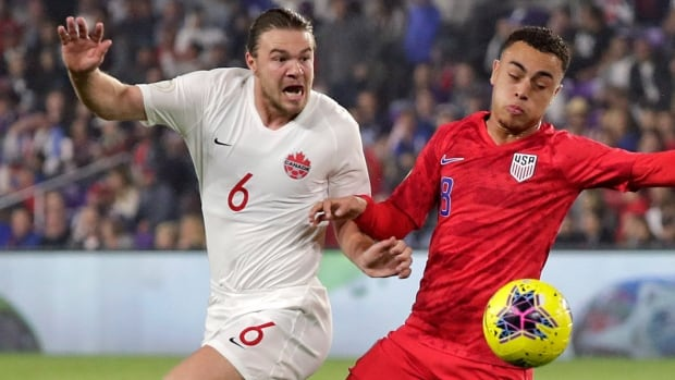 Canada's soccer men face tougher road to World Cup with expected drop in rankings