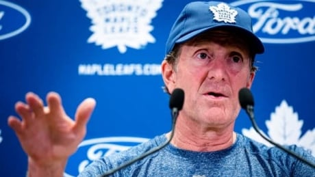 The Maple Leafs fired Mike Babcock, here's why