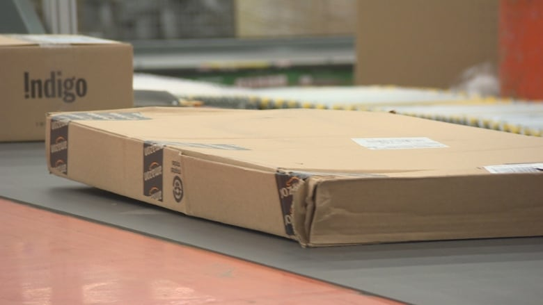 Dieppe mail facility a 'black hole' for Newfoundland-bound packages