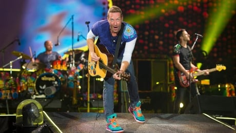 Coldplay in Concert - East Rutherford, NJ
