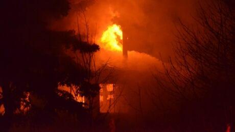 Langley House Fire 74 b avenue