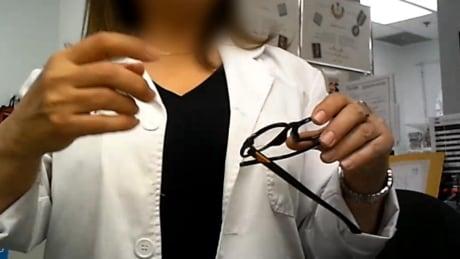 Hidden camera investigation