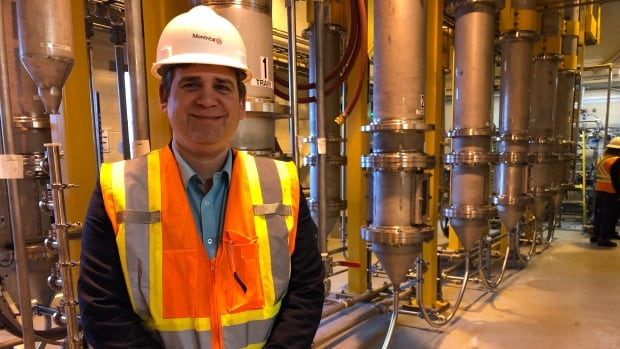 Montreal finally ready to go ahead with ozonation plant to treat waste water
