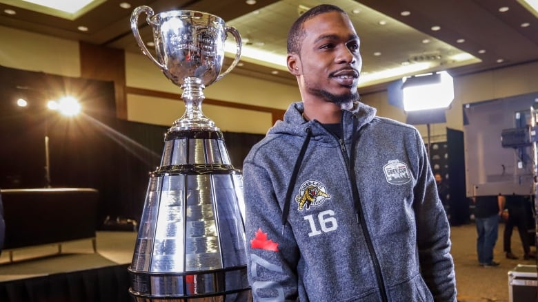 Grey Cup-bound Brandon Banks snags CFL's most outstanding player award