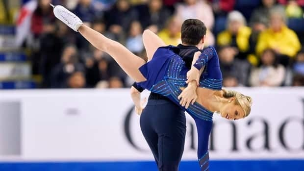 Canada's Moore-Towers, Marinaro sit 2nd overall in Japan
