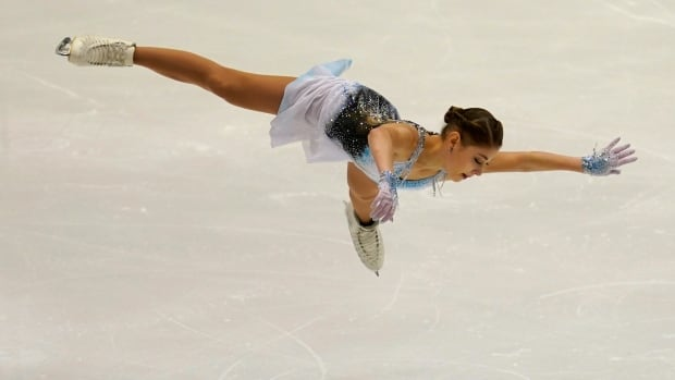 Russian teen Kostornaia leads at Grand Prix of Japan