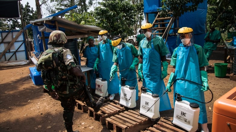 WHO warns spike in violence may jeopardize ending Ebola epidemic in Congo