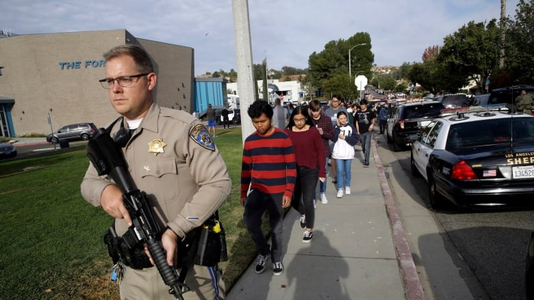 Southern California high school shooter used self-assembled 'ghost gun'