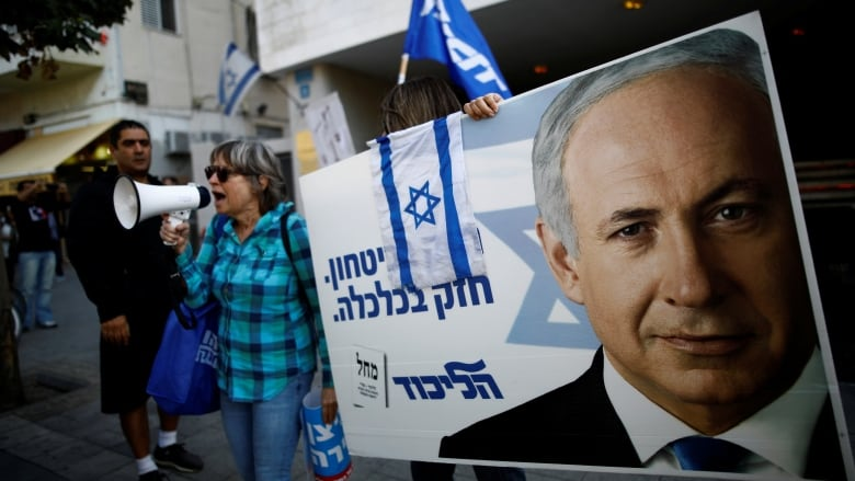 Israel braces for bitter fight after Netanyahu indictment