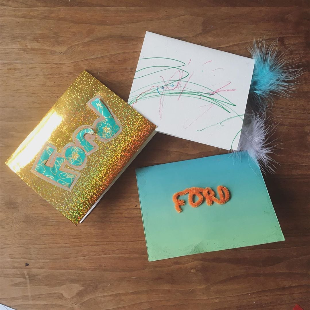 Fantastic Why I Write Birthday Cards To The Children Ive Lost Cbc Radio Personalised Birthday Cards Rectzonderlifede
