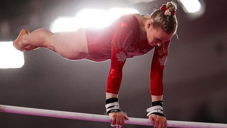 Canadian gymnast Ellie Black approaching injury rehab as nice distraction ahead of Tokyo Olympics