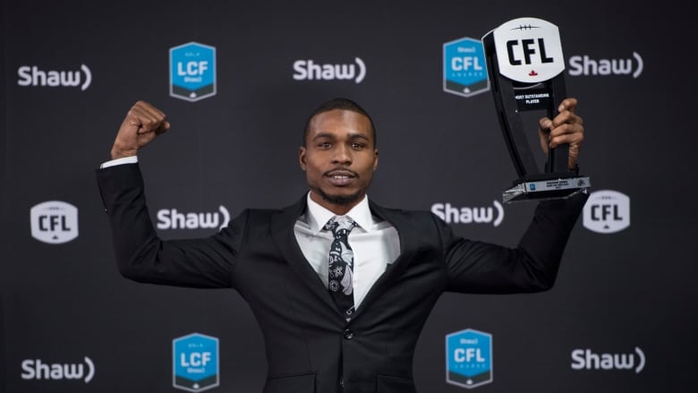 'I just use it as fire': CFL MOP Brandon Banks motivated by career of being underestimated