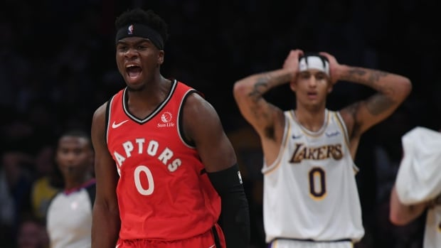 Raptors rookie Davis becomes key NBA scorer after 1 point-per-game average as college freshman