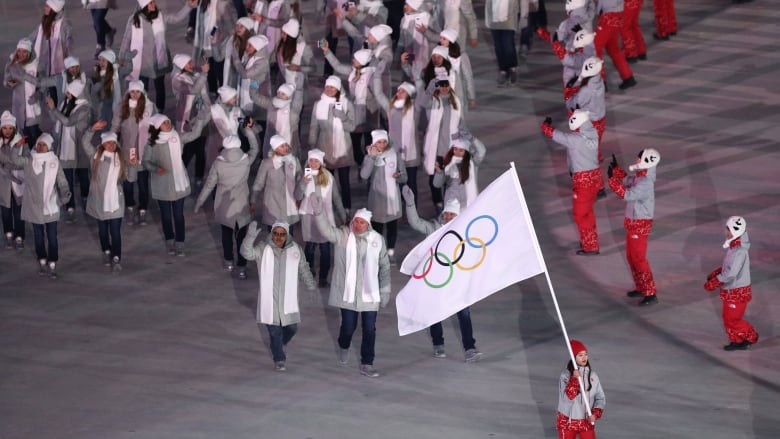 Recommendation from anti-doping committee puts Russia's Olympic future in peril