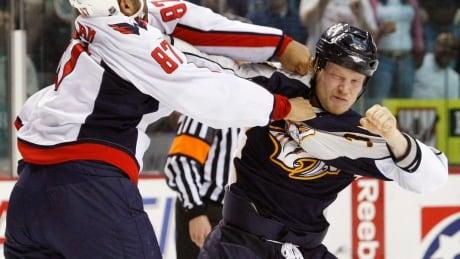 Capitals Predators Hockey