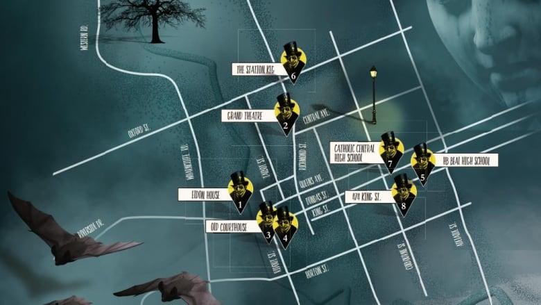 Where is London's spookiest spot?