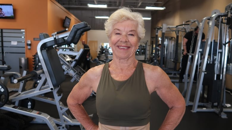 'I was slowly dying. Now I'm going to live': Fitness guru, 73, has 119,000 Instagram followers