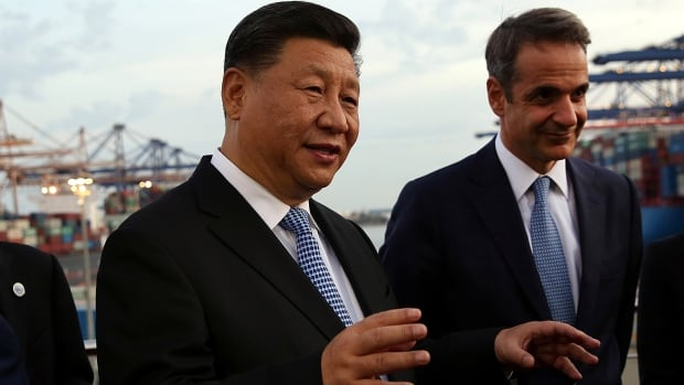 China's Belt and Road Initiative: Where it goes and what it's supposed to accomplish   CBC News