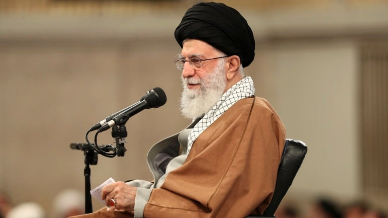 Iran protests part of 'vast and very dangerous conspiracy
