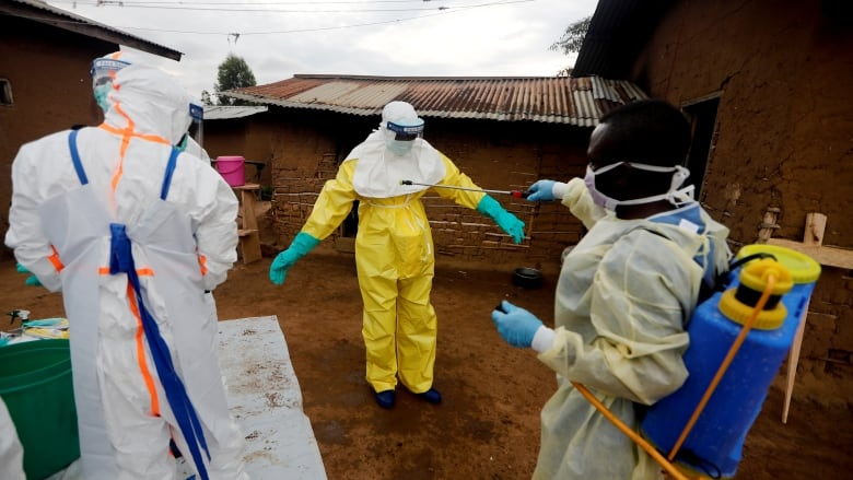 DR Congo announces fresh Ebola outbreak in country's northwest