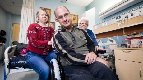 Ken Rekowski hospital renfrew family kareen irene brain injury