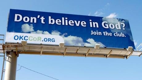 Godless Billboard