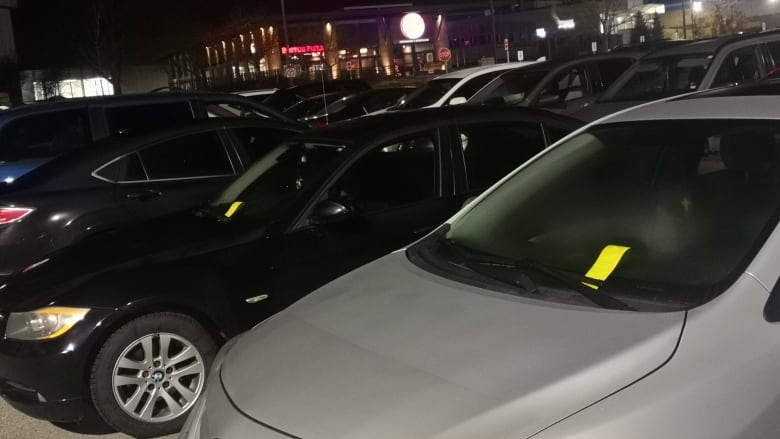 'No other option': Whitby GO commuters baffled after getting tickets in overflow parking lot