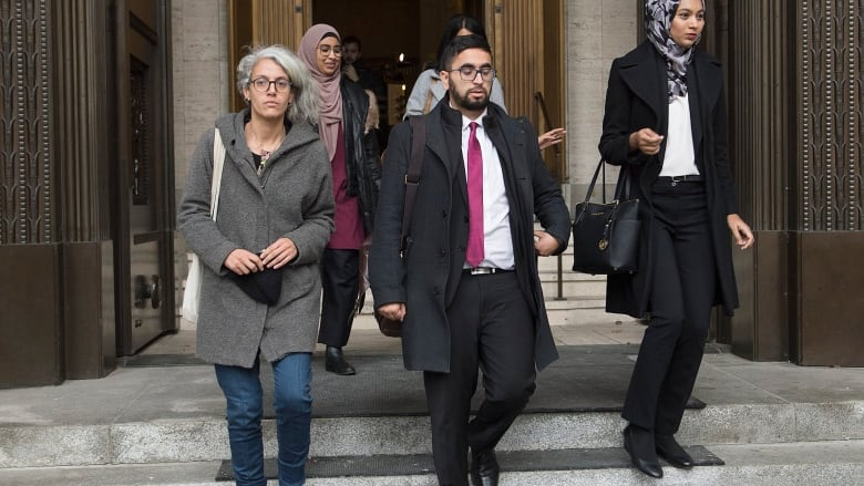 Civil rights groups challenging Quebec's religious symbols ban file appeal to Supreme Court