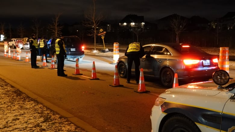 Arrests for impaired driving during holidays doubled in 2019, SQ says
