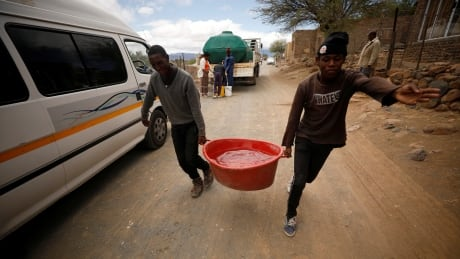 CLIMATE-CHANGE/SAFRICA-DROUGHT