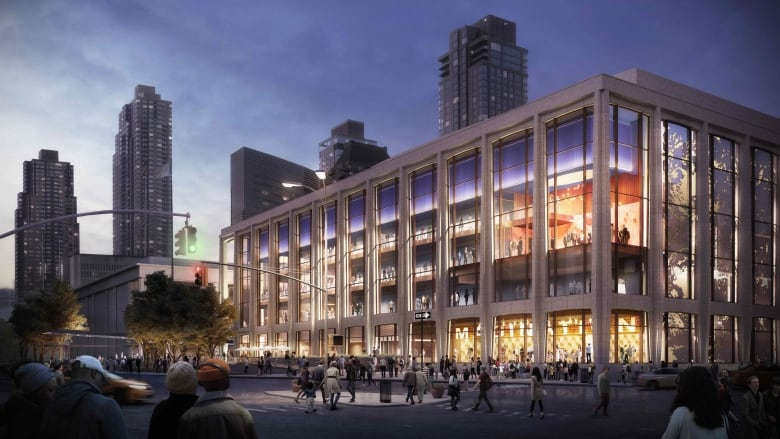 Canadian firm leads revamp of Lincoln Center's iconic Geffen Hall in NYC