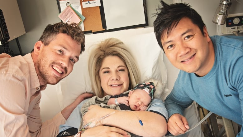 'In the end, there's no going home with it': Estevan woman says mindset key to being a surrogate mother