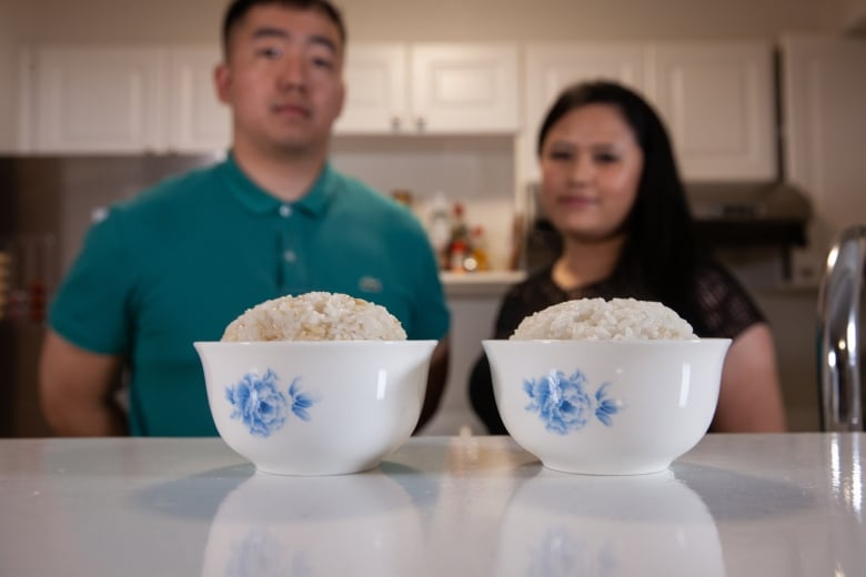 Chinese newcomer tempts meat-loving boyfriend with cauliflower dish