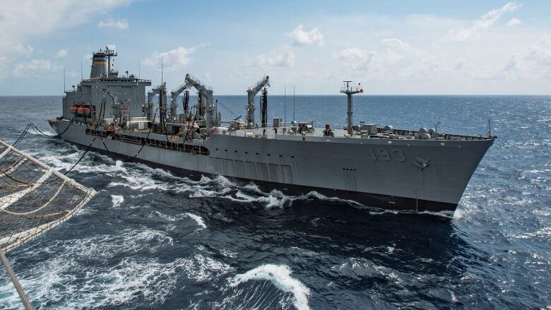 China bans U.S. military aircraft and ships from Hong Kong