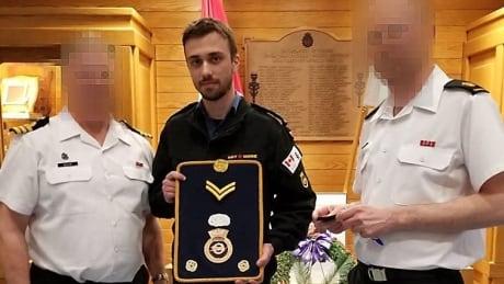 boris mihajlovic navy promotion