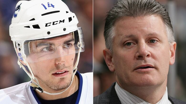 Ex-Canuck Alex Burrows says his time with embattled NHL coach Marc Crawford was 'really good'
