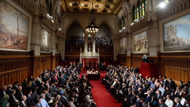 Pomp and policy: What is the throne speech, anyway?