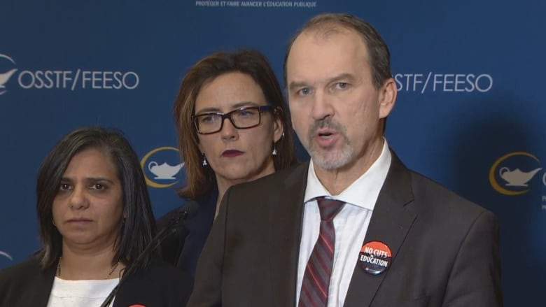 OSSTF offers province a way to prevent 1-day strike